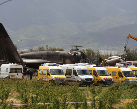 UPDATE: More than 250 killed in Algerian military plane crash - state TV