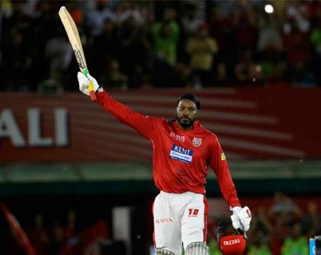 Kings XI sets 194 runs target for Sunrisers Hyderabad