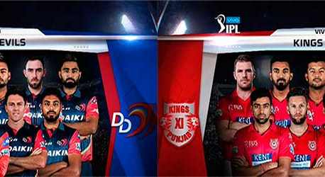 Delhi win toss and elect to bowl first