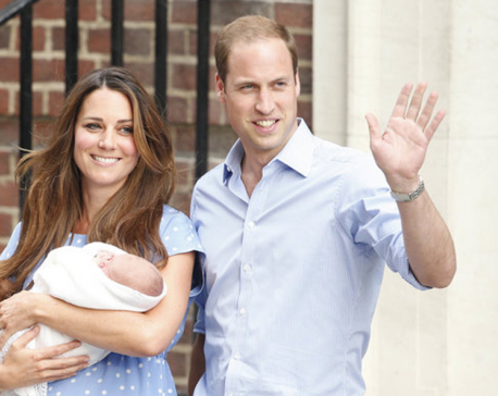 Royal baby boy: Duchess of Cambridge gives birth to prince