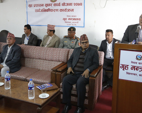 Govt to get tough with secessionists, those into conversions