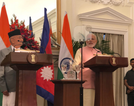 Nepal, India issue 12-pt joint communique (with full text)