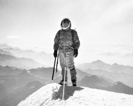 Pasang Lhamu Sherpa defied societal norms to climb Mount Everest