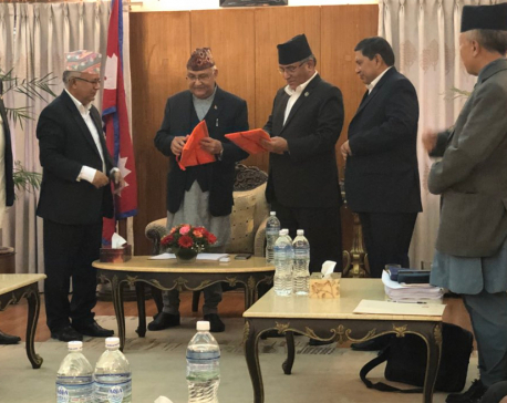 Taskforce panels submit reports to unification coordination committee