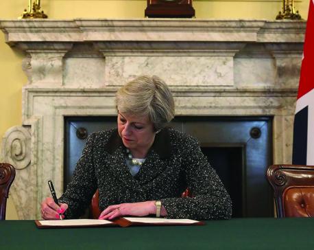 Breaking Brexit stalemate