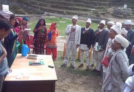 Shamans, faith healers vow to eradicate Chhaupadi