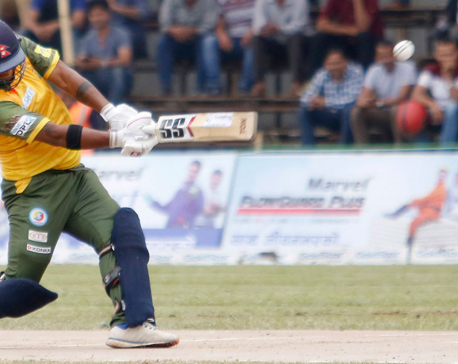 Sensational six sends Team Chauraha to final