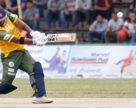 Sensational six sends Team Chauraha to final