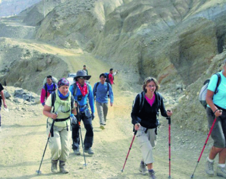 'Tourists go missing as they ignore regulations'