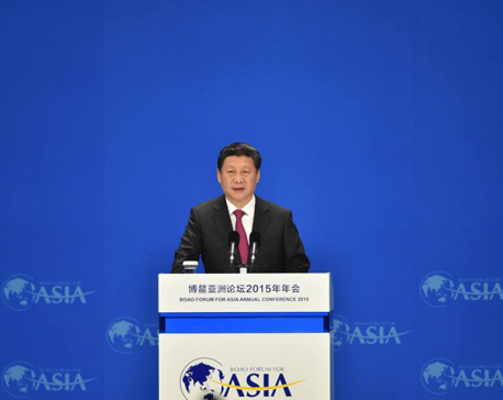 China's Xi promises to lower tariffs this year, open economy further