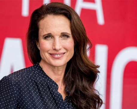 Andie MacDowell chose normal life over film career