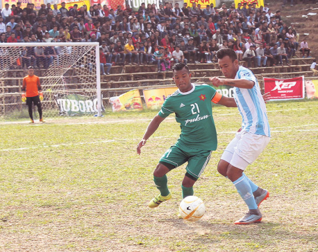 Manang Marshyangdi Club into Mai Valley final