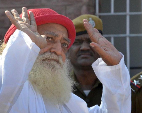 Asaram convicted of raping minor girl at his Jodhpur ashram, faces 10 years in jail