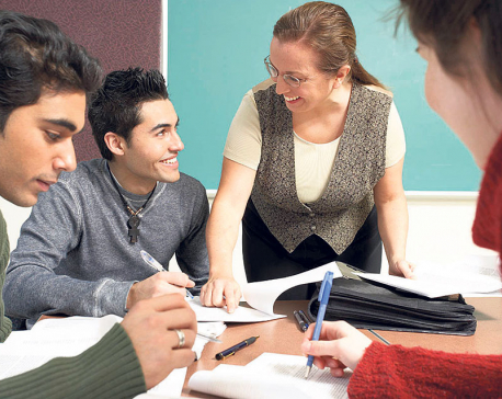 Better relations, better environment in college