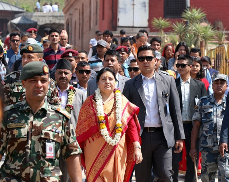 Bagmati Yatra begins after 40 years
