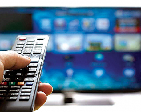 Kathmandu denizens have chosen the internet over cable television