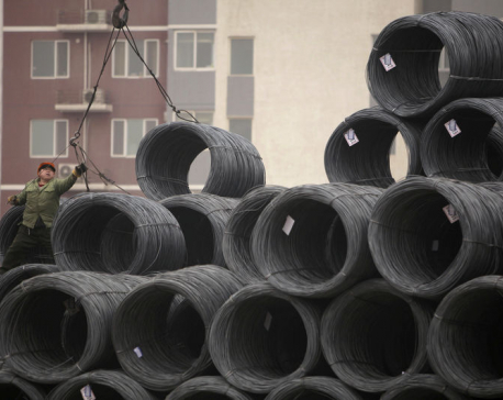 China imposes additional tariffs in response to U.S. duties on steel, aluminum