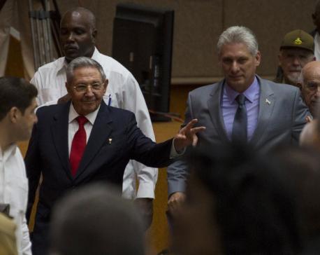 Bureaucrat set to replace Raul Castro as Cuba's president