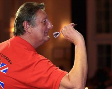 Darts - Five-times world champion Bristow dies aged 60