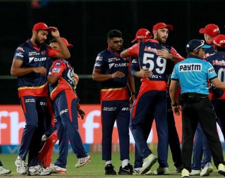 Delhi Daredevils edge out Rajasthan Royals in rain-curtailed IPL 2018 clash