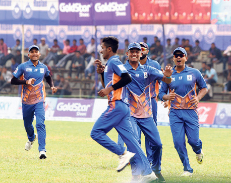 Kathmandu into playoffs with still a game in hand, Biratnagar still in race
