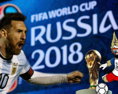 FIFA charges World Cup host Russia for fan racism