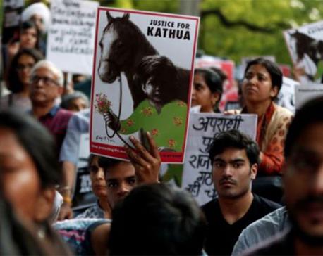 Group accused of gang raping, killing Kashmiri girl plead not guilty