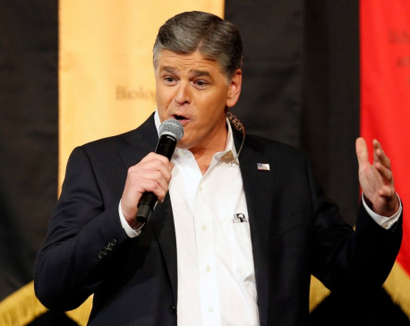 Hannity vows to bash Kimmel until he apologizes to 1st lady