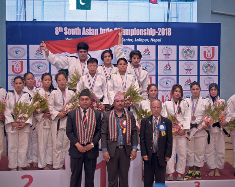 India defeats Nepal in women's team final, tops medal chart