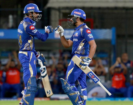 Krunal Pandya cameo keeps Mumbai Indians alive with 6-wicket win over Kings XI Punjab