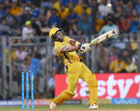 IPL 2018 | Chennai Super Kings vs Mumbai Indians at Wankhede: Bravo Super Kings!