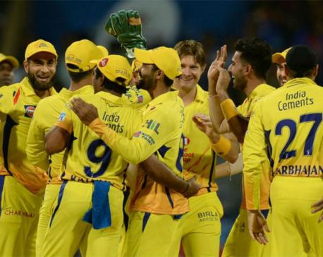 IPL 2018: Chennai Eye Win Against Rajasthan at Their New Home