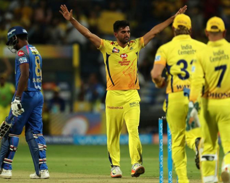 IPL 2018: CSKbeat RR by 64 runs