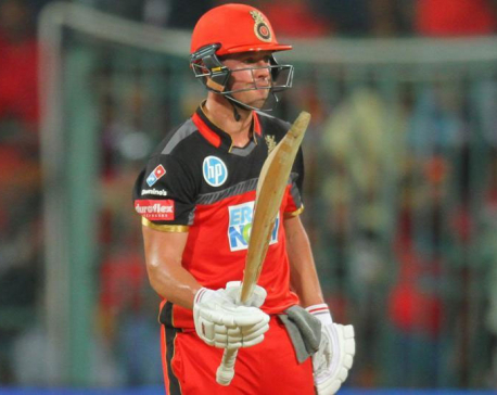 AB de Villiers eases Royal Challengers Bangalore to win over Delhi Daredevils