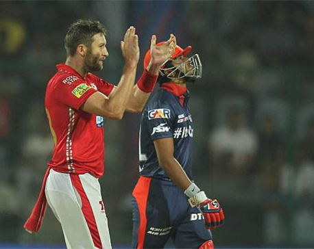 Iyer fifty in vain as KXIP top table with 4-run win