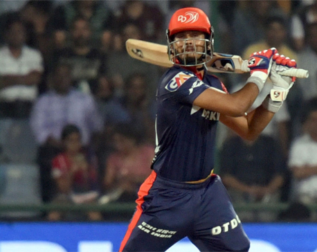 Shreyas Iyer leads Delhi Daredevils to 55-run win over Kolkata Knight Riders