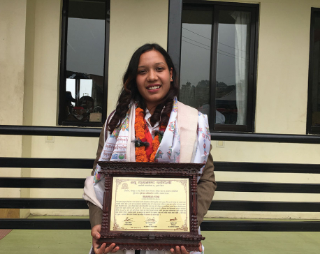 Kripa Adhikari leaves New Diamond to join Army