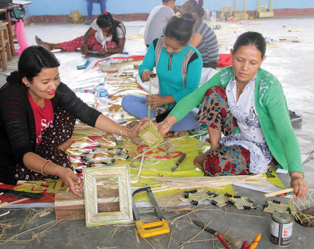 Learning skills and generating economic resource