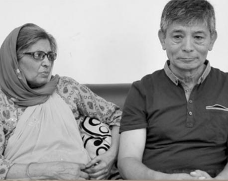 Veteran comedian Madan Krishna bereaved