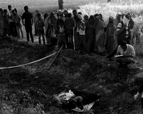Woman strangled to death in Mahottari