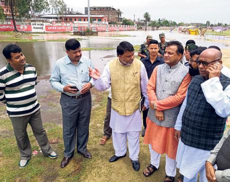 Security ramped up for Modi's Janakpur visit