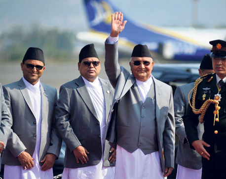 Nepal a virgin land for investment, PM tells Indian business community