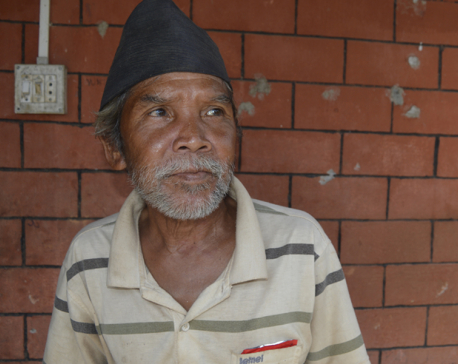 Kusunda's last surviving man no more