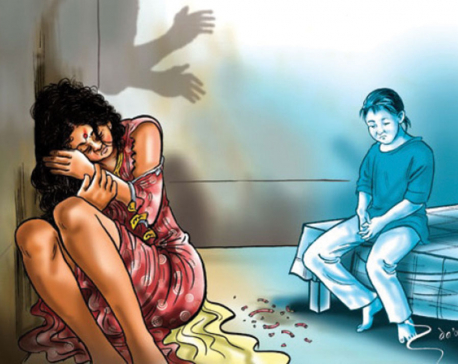 13 year child raped in Tikapur
