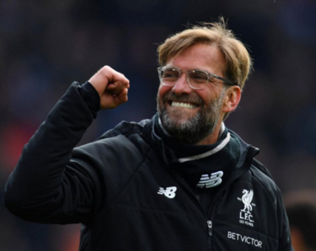 Klopp predicts fiery Champions League clash against City