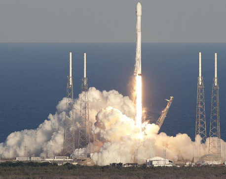 Space telescope launches on quest for planets that could support life