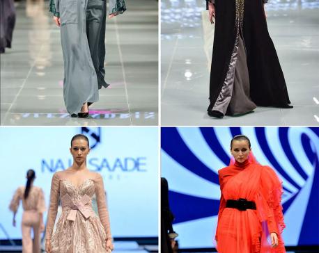 Saudi Arabia Just Had Its First Fashion Week