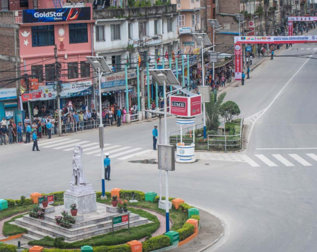 Major roads of valley to remain obstructed