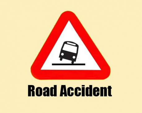 Many injured in early morning Doti bus accident
