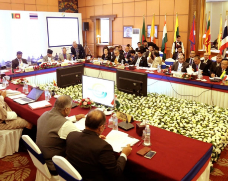 Ministerial-level BIMSTEC meet concludes preparing ground for Summit